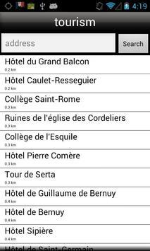 Toulouse Map apk screenshot