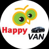 Happy VAN icon