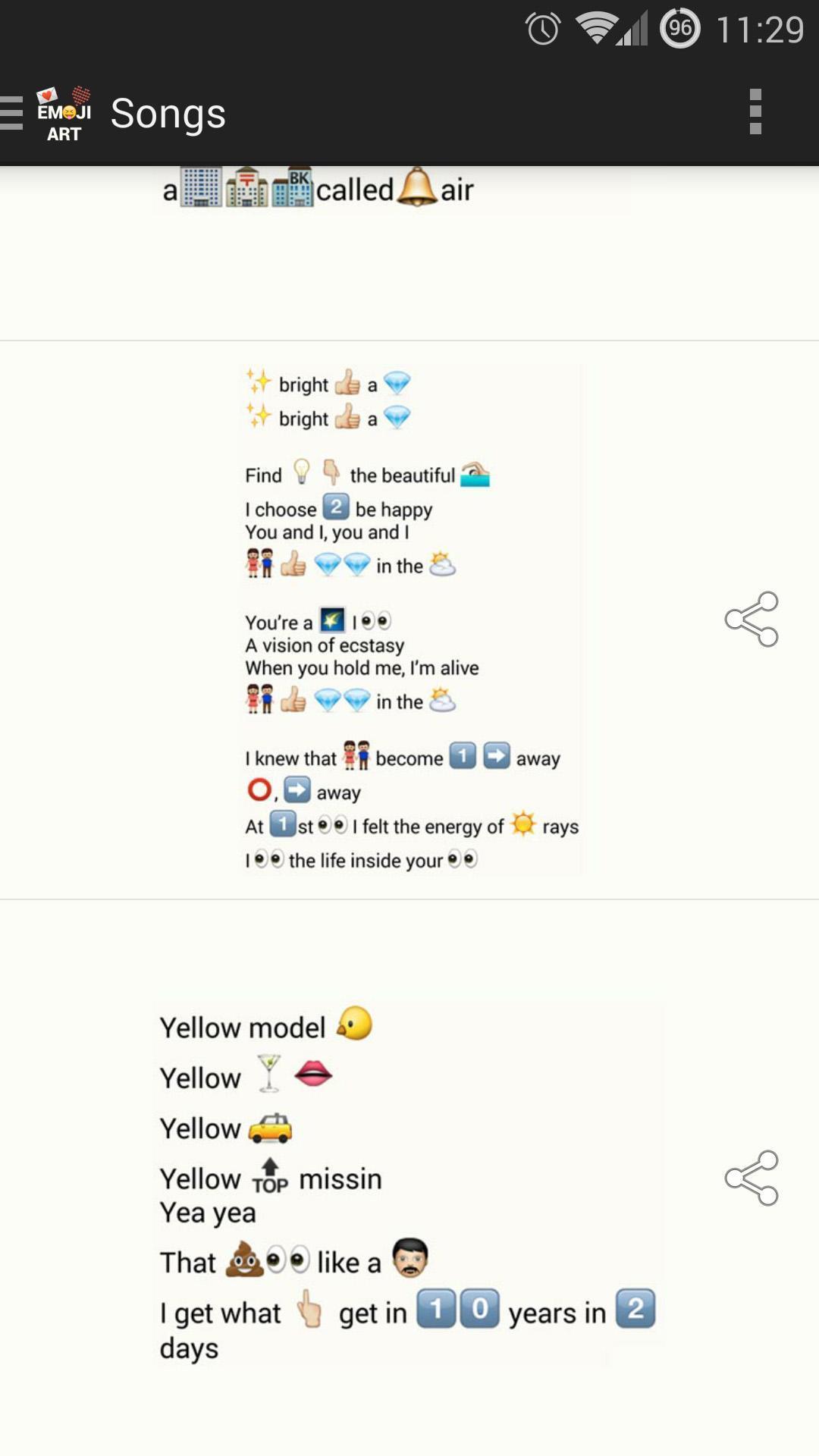 EmojiArt - Emoji Emoticons Art for Android - APK Download