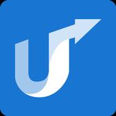 UpNixt- App to take you places icon