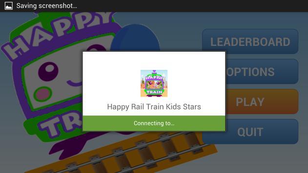 Happy Rail Train Kids Stars screenshot 2