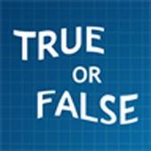 True Or False 2016 icon