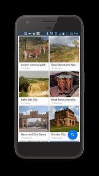 Tourism Ethiopia screenshot 1