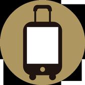 touristtablet mobile icon