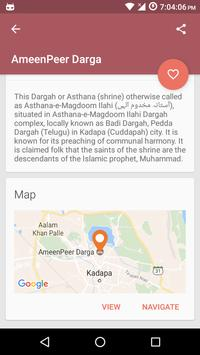 Andhra Pradesh Tourism Tourist apk screenshot
