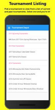 TournamentDepot Tournament poster