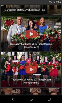 Rose Parade Program screenshot 2