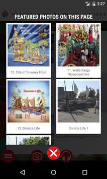 Rose Parade Program screenshot 4