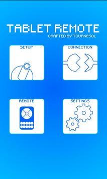 Tablet Remote poster