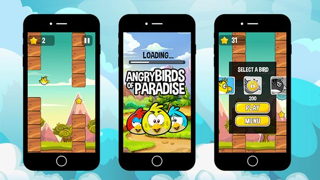 Bird Games : Birds of Paradise are Angry screenshot 7