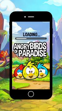 Bird Games : Birds of Paradise are Angry poster