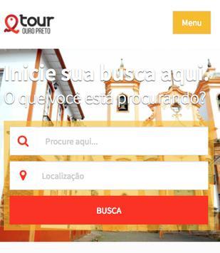 Tour Ouro Preto poster