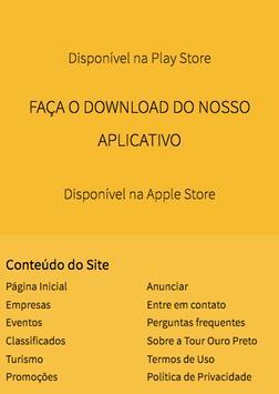Tour Ouro Preto screenshot 3