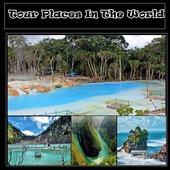tour places in the world icon