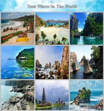 tour places in the world apk screenshot