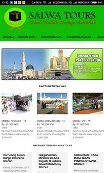 SALWA TOURS screenshot 3