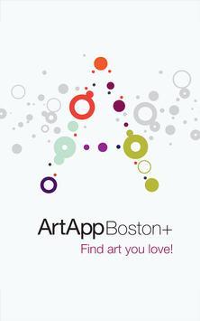 ArtApp Boston+ by New Art Love poster
