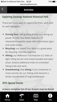 National Park Service Tours screenshot 4