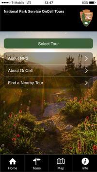 National Park Service Tours screenshot 10