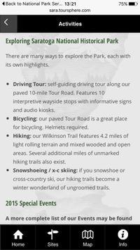 National Park Service Tours screenshot 14