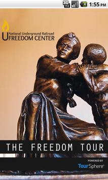 The Freedom Center poster