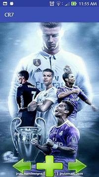 CR7 Wallpapers New poster