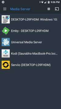 All Screen (Chromecast, DLNA, Roku) apk screenshot
