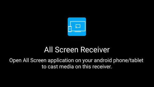 All Screen Receiver poster