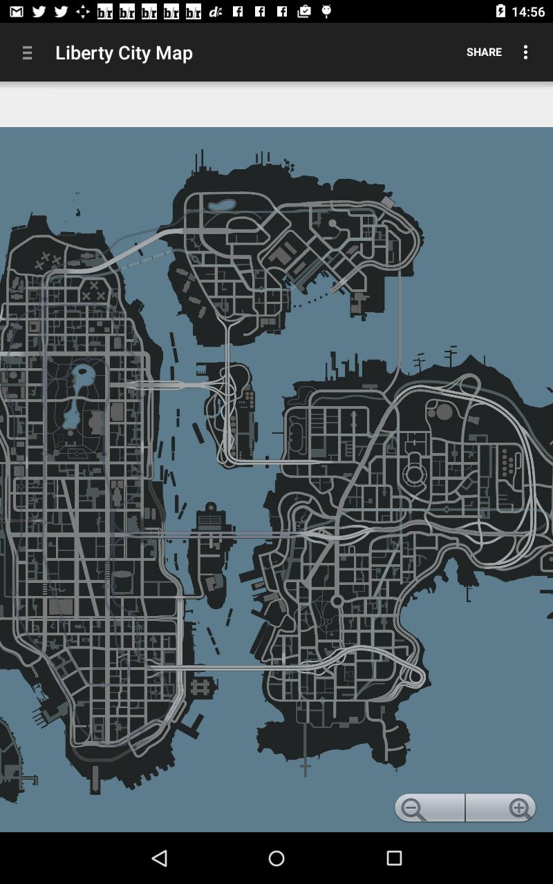 Maps for GTA IV free for Android - APK Download
