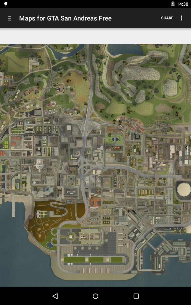 Maps For Gta San Andreas Free Fur Android Apk Herunterladen
