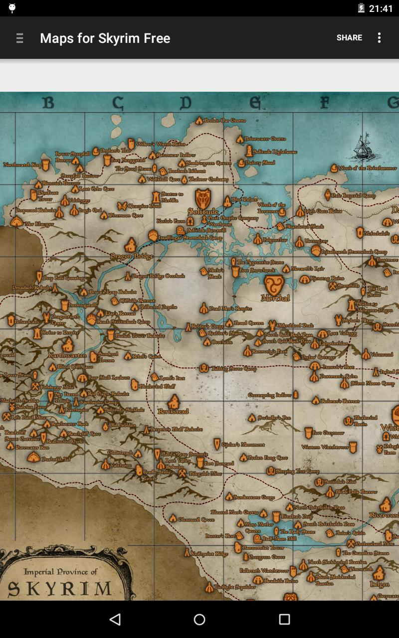 Maps for Skyrim Free for Android - APK Download Skyrim Maps on just cause 2 map, elsweyr map, dark souls map, dragonborn map, elder scrolls map, dead island map, battlefield 3 map, knights of the nine map, riften map, l.a. noire map, cyrodiil map, whiterun map, morrowind map, mass effect map, pokemon map, minecraft map, oblivion map, halo 4 map, zelda map,