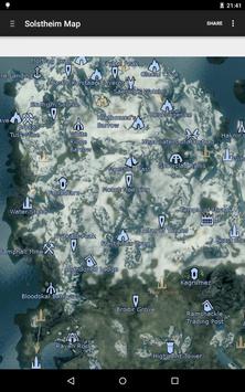 Maps for Skyrim Free für Android - APK herunterladen