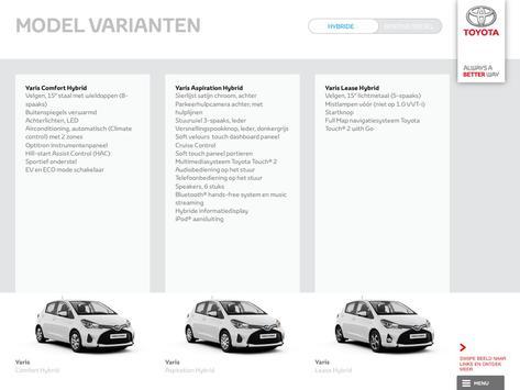 Yaris Brochure (nl-nl) screenshot 3
