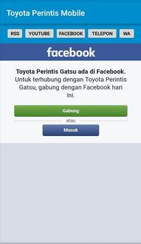 Toyota Perintis Mobile apk screenshot