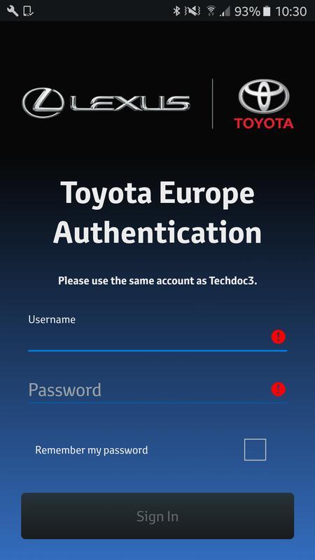 Toyota Retailer Map Update Poster