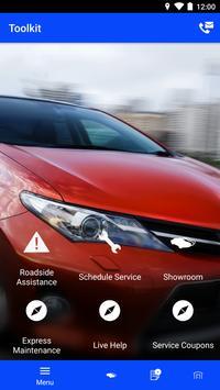 Toyota of Hackensack screenshot 1
