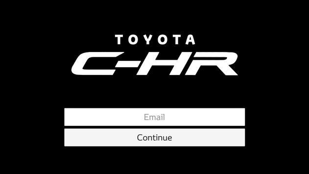 Toyota C-HR VR Viewer apk screenshot