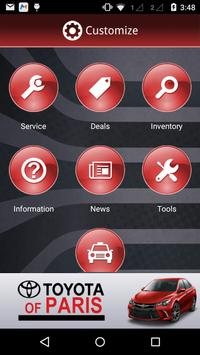 Toyota Of Paris >> Toyota Of Paris For Android Apk Download