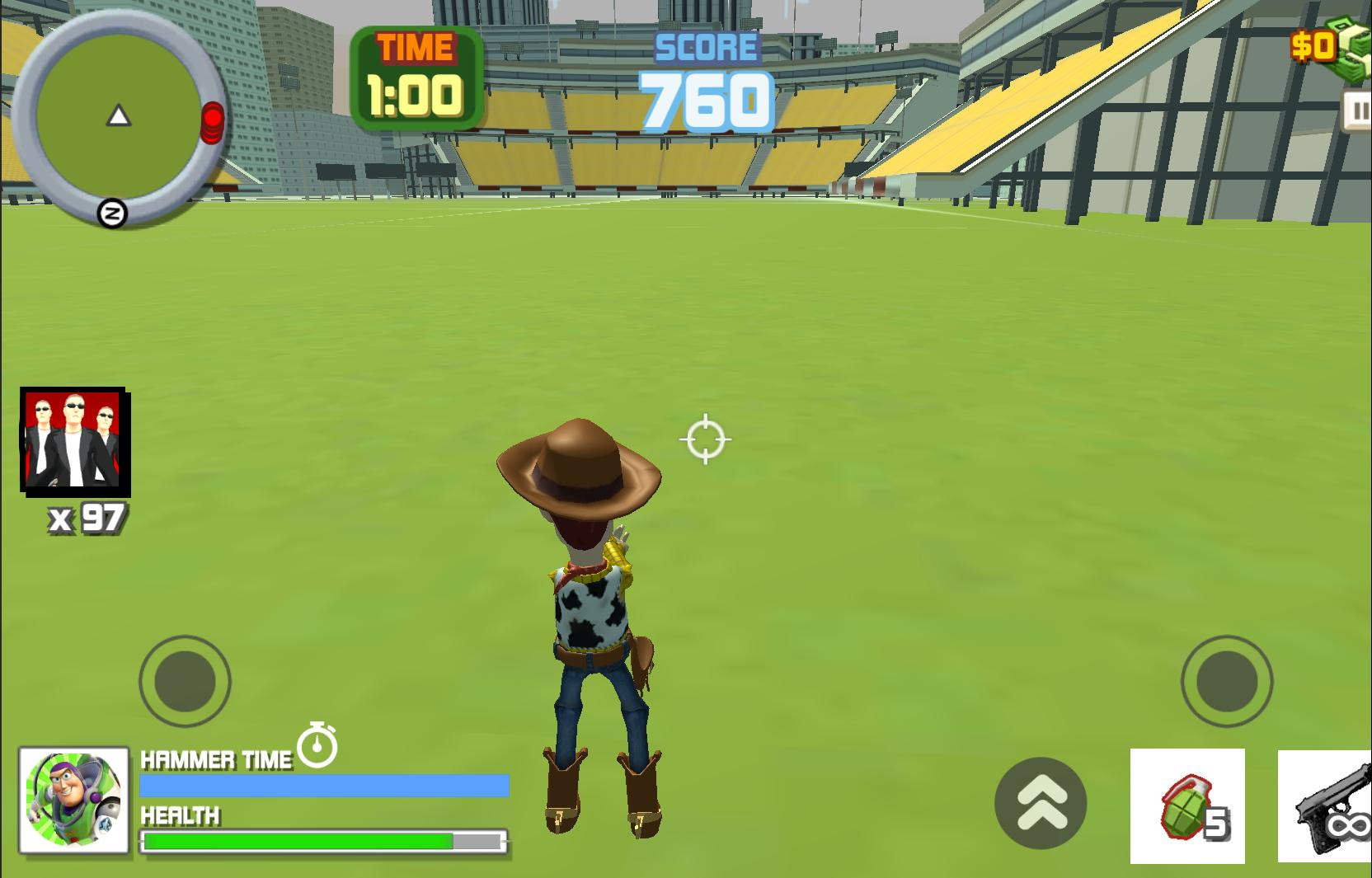 Woody Sherif : Toy Story action Game for Android - APK Download