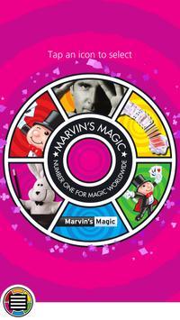 Marvins Magic poster