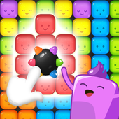 Cartoon Blast - Crush Blocks & Pop Toy Cubes icon