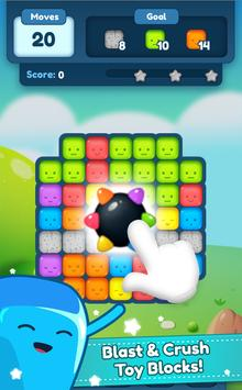 Cartoon Blast - Crush Blocks & Pop Toy Cubes screenshot 13