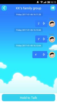 China Mobile Kids Watch apk screenshot