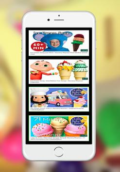Ice Creams Songs screenshot 2