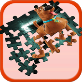 Scooby Puzzle Kids icon