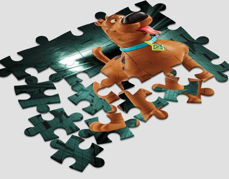 Scooby Puzzle Kids screenshot 1