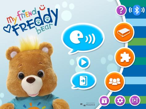My friend Freddy (German) apk screenshot