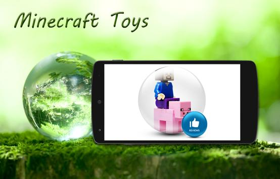 Toy Minecraft poster