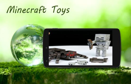 Toy Minecraft apk screenshot