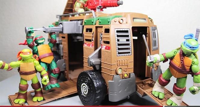 Ninja Toys Review apk screenshot